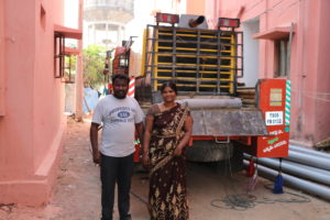 Pastor Gopi and Wife